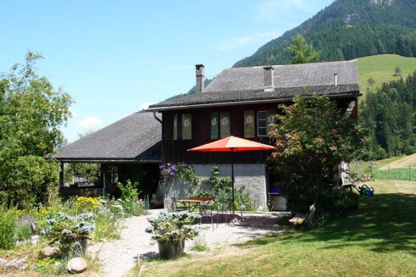Old Farmhouse – Ch-dOex
