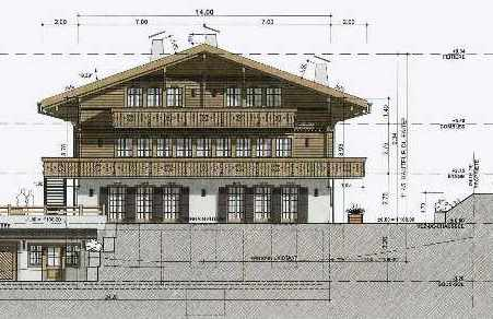 Chalet – Gstaad