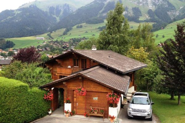 Chalet – Chat-dOex